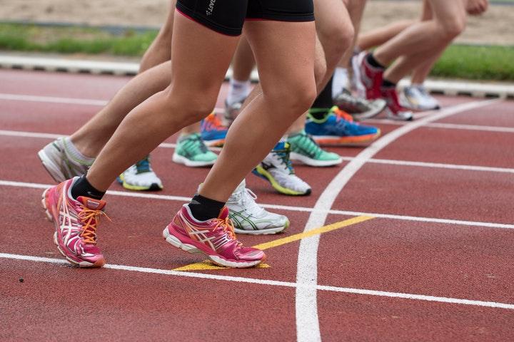 Start i löpning